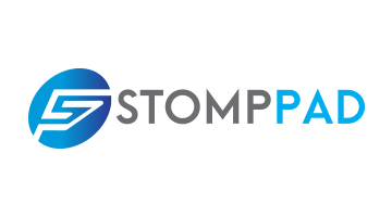 Logo for Stomppad.com