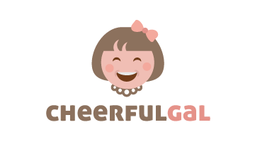 Logo for Cheerfulgal.com