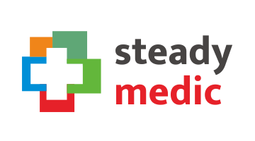 Logo for Steadymedic.com