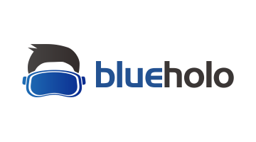 Logo for Blueholo.com