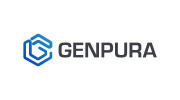 Logo for Genpura.com