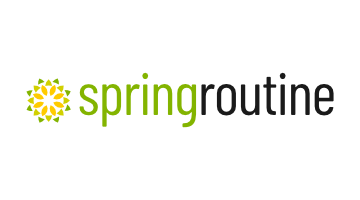 Logo for Springroutine.com