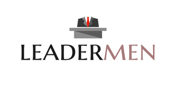 Logo for Leadermen.com