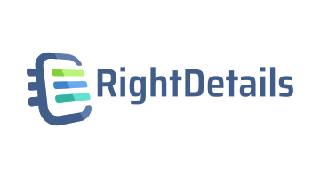 Logo for Rightdetails.com
