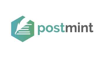 Logo for Postmint.com