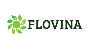 Logo for Flovina.com