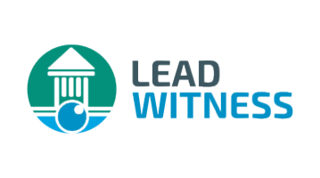 Logo for Leadwitness.com
