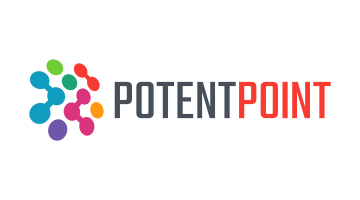Logo for Potentpoint.com