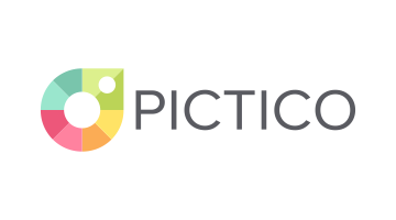 Logo for Pictico.com