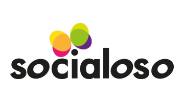 Logo for Socialoso.com