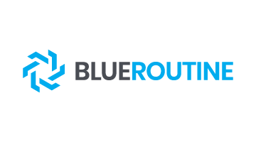 Logo for Blueroutine.com