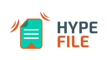 Logo for Hypefile.com