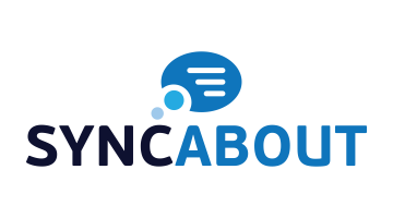 Logo for Syncabout.com