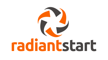 Logo for Radiantstart.com