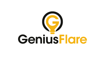 Logo for Geniusflare.com