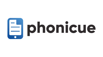 Logo for Phonicue.com