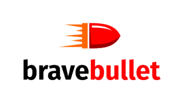 Logo for Bravebullet.com