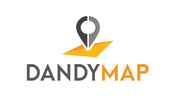 Logo for Dandymap.com