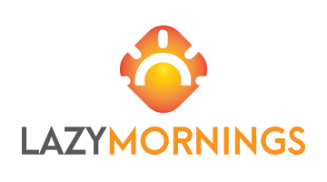 Logo for Lazymornings.com