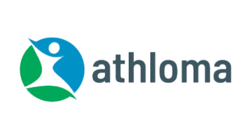 Logo for Athloma.com