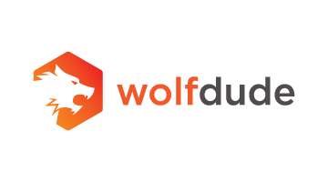 Logo for Wolfdude.com