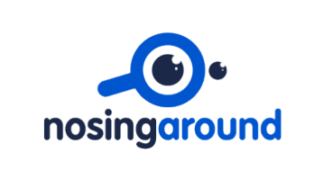 Logo for Nosingaround.com