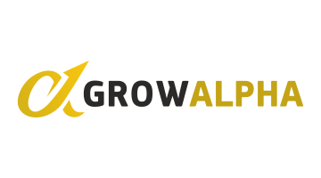 Logo for Growalpha.com