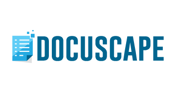 Logo for Docuscape.com