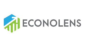 Logo for Econolens.com