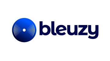 Logo for Bleuzy.com