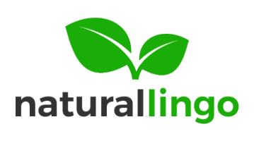 Logo for Naturallingo.com