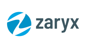 Logo for Zaryx.com