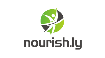 Logo for Nourish.ly