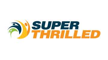 Logo for Superthrilled.com