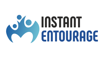 Logo for Instantentourage.com