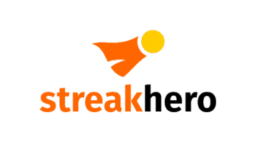 Logo for Streakhero.com