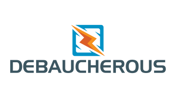 Logo for Debaucherous.com