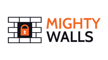 Logo for Mightywalls.com