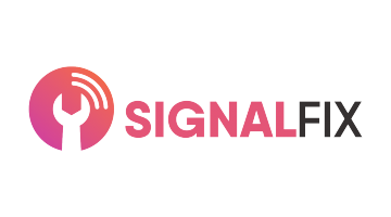 Logo for Signalfix.com