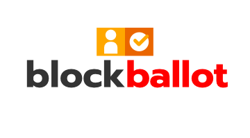Logo for Blockballot.com