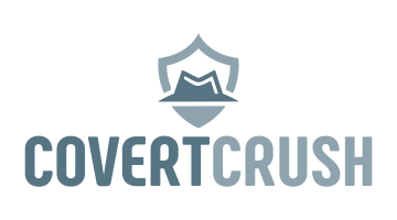 Logo for Covertcrush.com