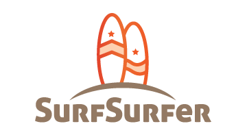 Logo for Surfsurfer.com