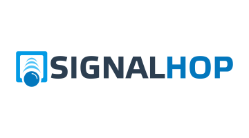 Logo for Signalhop.com