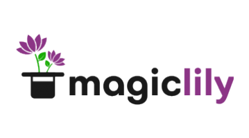 Logo for Magiclily.com