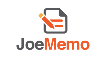 Logo for Joememo.com