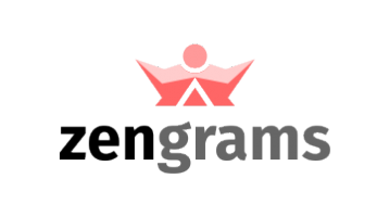Logo for Zengrams.com