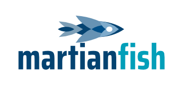 Logo for Martianfish.com
