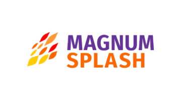 Logo for Magnumsplash.com