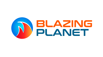 Logo for Blazingplanet.com