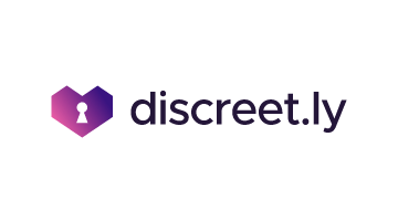 Logo for Discreet.ly